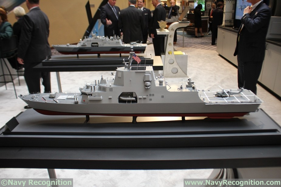 Lockheed Martin FFGX SNA 2018 National Symposium Trade Show online show daily news coverage 005