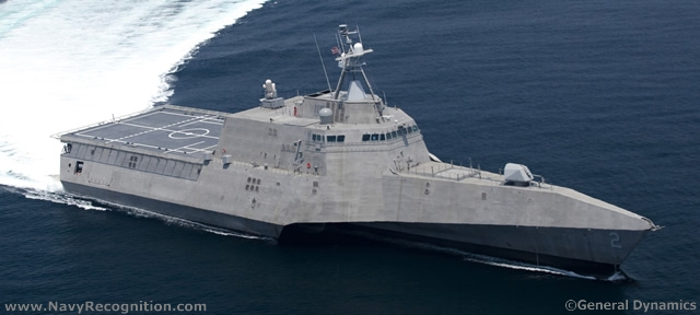 The Navy issued contract modifications to Lockheed Martin Corporation and Austal USA under their respective littoral combat ship (LCS) block buy contracts to add funding for construction of two fiscal year 2012 littoral combat ships each, March 16.
