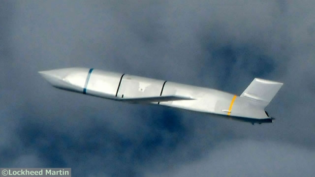 LRASM - Long Range Anti-Ship Missile  OASuW Increment 1 / Lockheed Martin / DARPA