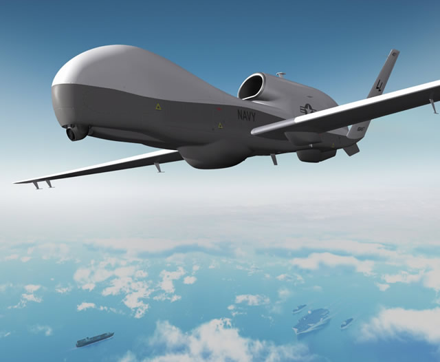 Northrop Grumman Corporation and the U.S. Navy have added a second Triton unmanned aircraft to ground testing efforts in late September – part of an initial step in preparation for flight operations.