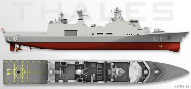 HDMS Absalon and HDMS Esbern Snare - Royal Danish Navy