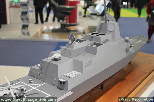 PARIS, Oct. 23, 2012- With two Littoral Combat Ships (LCS) currently in the U.S. Navy fleet, two more in production and two others under contract, Lockheed Martin is leveraging experience gained through the LCS program to offer a Multi-Mission Combatant for navies worldwide.