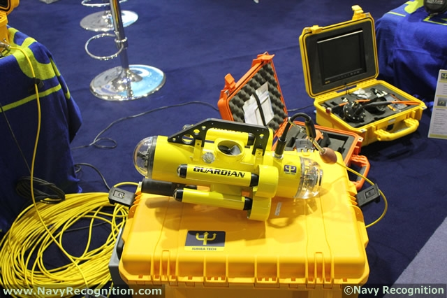 Subsea Tech is a designer, manufacturer and supplier of marine and underwater intervention and instrumentation systems. At Euronaval 2012 the Marseille based company displayed solutions for diver detection, ship hull survey, bottom survey and underwater surveillance (sonar and video).