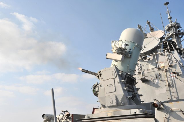 Today at Euronaval 2014 in Paris, Raytheon Company announces the signature of a multi-year bulk buy contract totaling over $200 million to provide Phalanx Close-in Weapon Systems (CIWS) upgrade kits, support equipment and hardware spares to the Japan Maritime Self-Defense Force (JMSDF). The CIWS is an integral element of Japan's Ship Self-Defense Program.