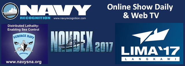 Navyrecognition official show daily web tv SNA NAVDEX LIMA 2017
