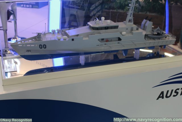 Austal adds Mine Warfare and Maritime Security to its Cape Class Patrol Boat family 640 001