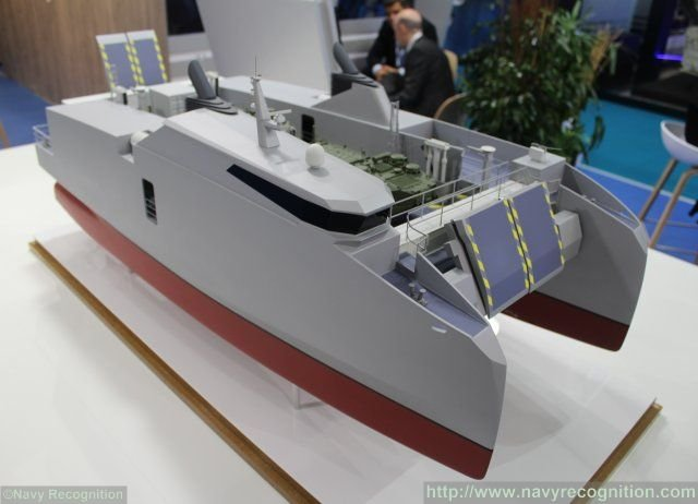 CNIM introduces Shore to Shore variant of its famous CAT landing craft 640 002
