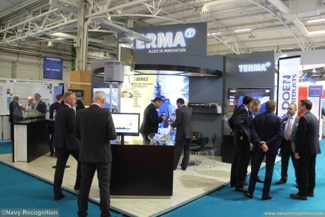 Euronaval 2016 Indonesian Navy orders Terma SCANTER 6000 radar system 640 001