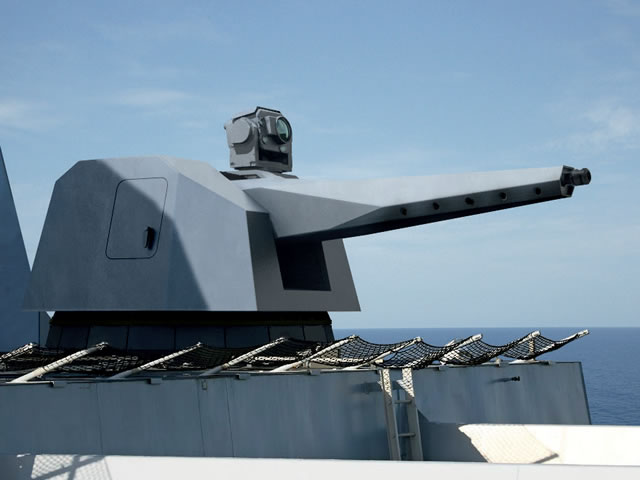 Euronaval 2018 Which Naval Guns and Missiles for FLOTLOG 2