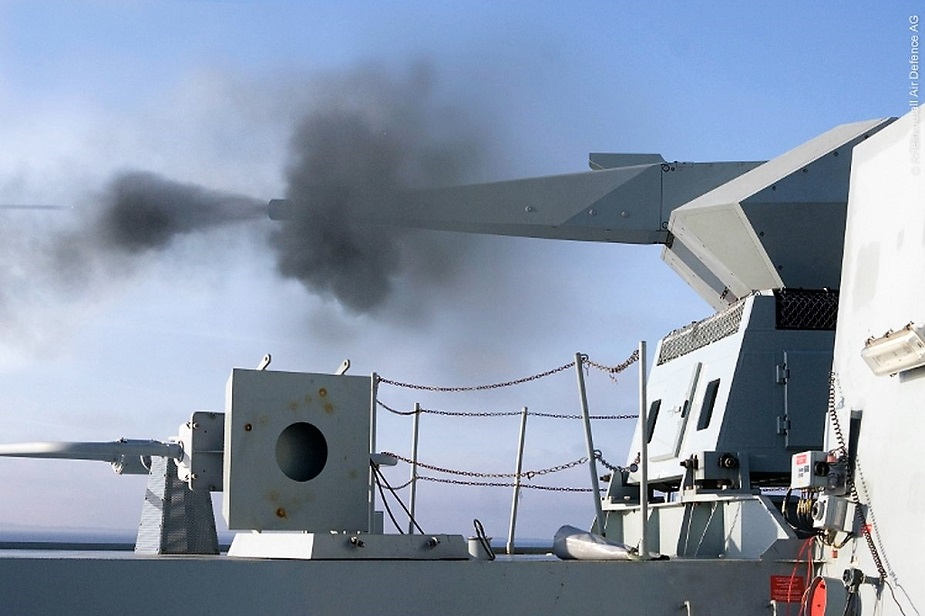 Euronaval 2018 Which Naval Guns and Missiles for FLOTLOG 4