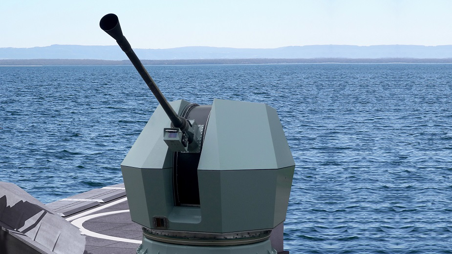 Euronaval 2018 Which Naval Guns and Missiles for FLOTLOG 5