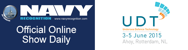 Navy Recognition is UDT 2015 Official Online Show Daily