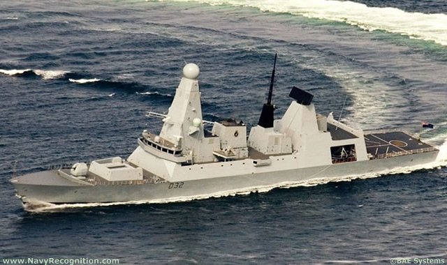 The first of the Royal Navy's (RN's) Type 45 destroyers, HMS Daring, has set sail on operational duty fitted with Thales UK's new fully digital radar electronic support measures (RESM) system. The platform, the first of the Daring class, has been fitted with new digital antennas supplied by Thales as part of the UAT MOD 2 update programme.