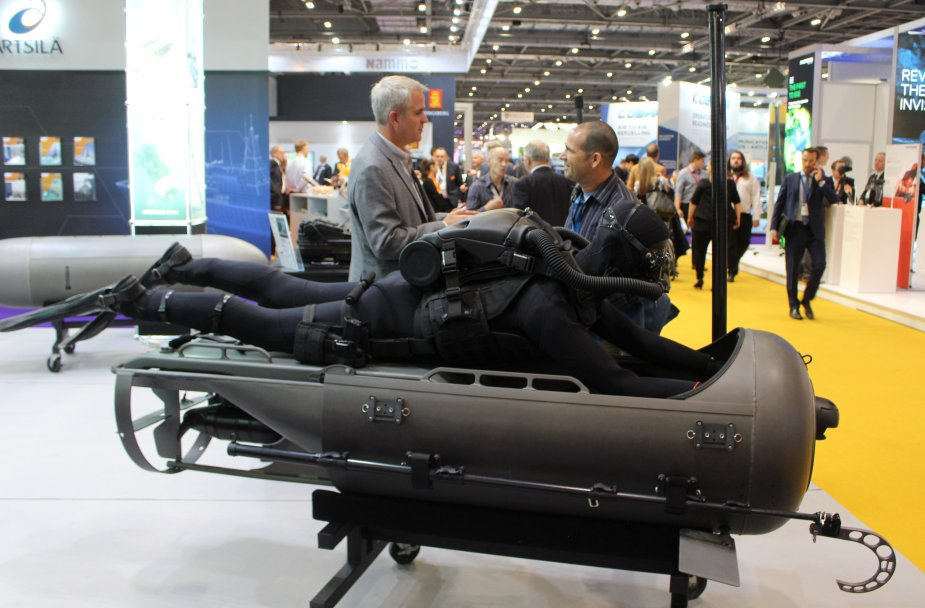 DSEI 2017 Stidd showcases its autonomous DPD 925 001