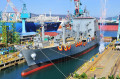 Soyang AOE II Fast Combat Support Ship ROK Navy HHI 1