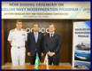 POSCO Daewoo has signed a $1 billion supply deal with the Brazilian Navy on September 29th to provide a landing platform dock (LPD) and multifunctional patrol corvette, and modernize its shipyard, Arsenal de Marinha do Rio de Janeiro (AMRJ).