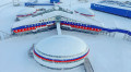 Russian Defense Ministry goes public with Arctic Shamrock base on Alexandra Land