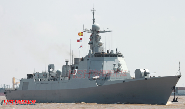 "The Type 052D ""Kunming"" class (Nato designation: Luyang III) is the latest generation of guided-missile destroyer (DDG) of the Chinese Navy. It is based on its predecessor, the Type 052C DDG and likely shares the same hull. However the Type 052D incorporates many improvements in terms of design as well as sensors and weapons fit. This new class of vessel is considered as the Chinese equivalent to the American AEGIS destroyers."