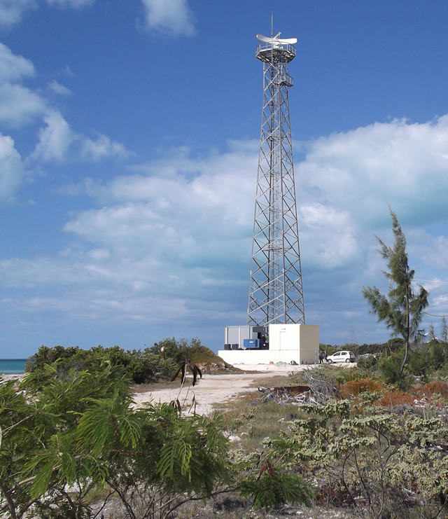 The Easat Coastal Surveillance Radar was designed to assist the Turks & Caicos Government tackle the problem of illegal immigration and import of goods onto the island. The challenge to Easat was to design a system that would provide detection at maximum distances out to sea, allowing interception as well as being a visible deterrent to further illegal activity.