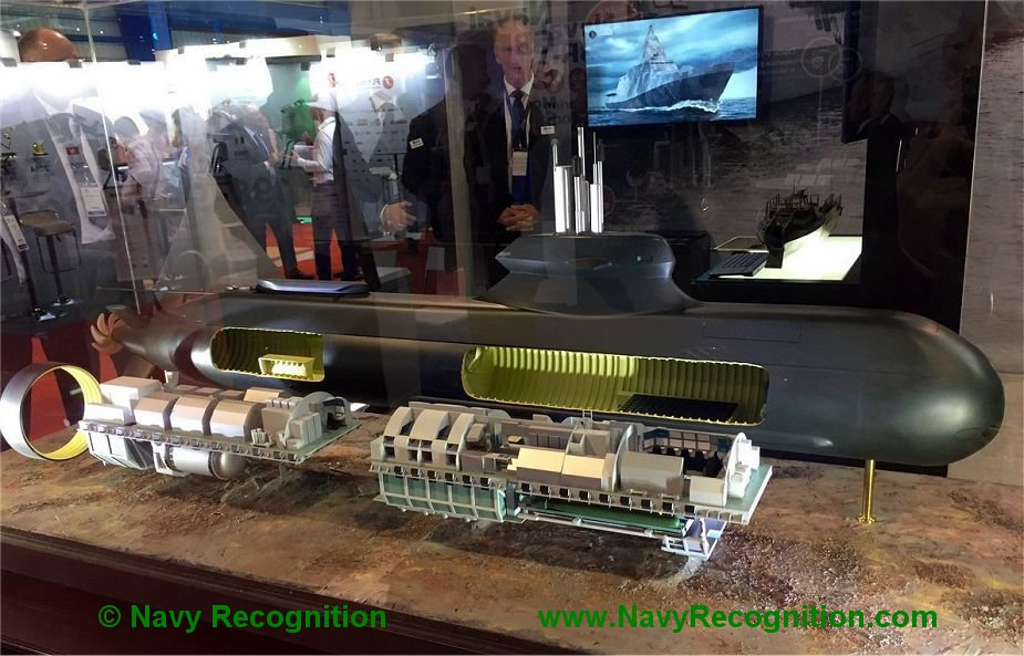IMDEX 2019 Sweden announces names of new A26 AIP submarines 1