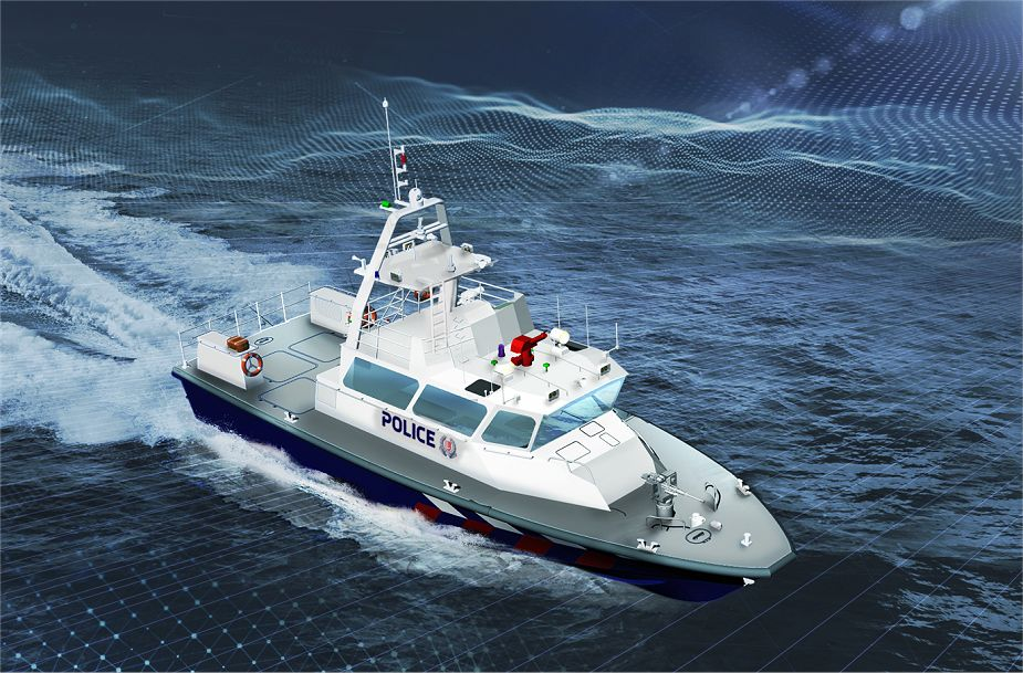 ST Engineering launches Super Swift series Fast Patrol Boats Singapore IMDEX 2019 925 002