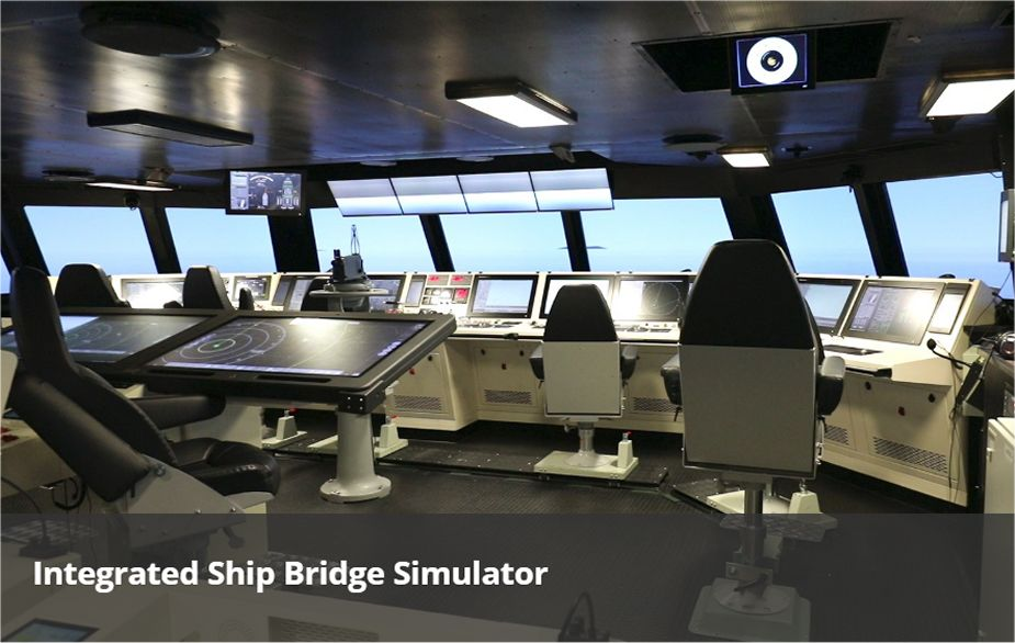 IMDEX 2019: ST Engineering launches its new Integrated Ship Bridge