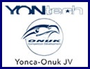 Yonca-Onuk JV is the designer and builder of ONUK MRTP Advanced composites fast patrol boats. The shipyard, established in 1986, is located in Tuzla, Istanbul has 12.500m2 covered area and air-conditioned composite production shops.