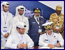 Qatari shipbuilder Nakilat Damen Shipyards Qatar (NDSQ) has signed two Memoranda of Understanding (MoU) worth QAR 3.1 billion to build seven vessels for Qatar Armed Forces.