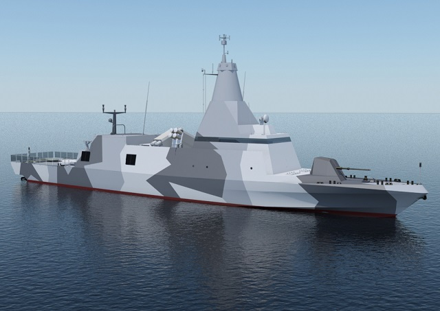 PRIVINVEST / CMN to unveil the upgraded Combattante BR 71