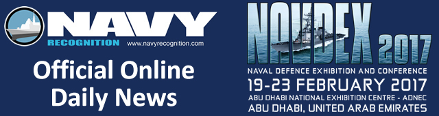 Navyrecognition official show daily web tv NAVDEX 2017 Naval Defence Maritime Exhibition Abu Dhabi UAE