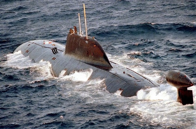 The nuclear-powered submarine leased from Russia for ten year, will arrive in India in late March, a source close to the Indian Ministry of Defense, told Itar-Tass.