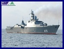 "INTERFAX.RU - ""Rosoboronexport"" and Gorky Zelenodolsk plant successfully completed a contract to supply two ships to Vietnam ""Gepard"" and signed another contract for two such ships."