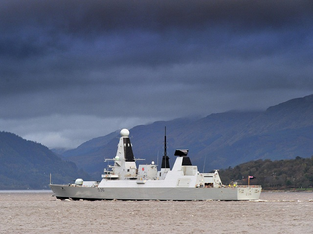 Defender, the Royal Navy's fifth Type 45 destroyer, has successfully completed her first set of sea trials, with her speed, manoeuvrability, sensors and weapons having been tested over three weeks off Scotland. The £1bn warship is the fifth of six built for the Royal Navy, and following the trials has now returned to the BAE Systems yard in Scotstoun, Glasgow, where she was built.