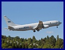 The first P-8I aircraft for the Indian Navy completed its initial flight on September 28, taking off from Renton Field at 12:02 p.m. Pacific time and landing two hours and 31 minutes later at Boeing Field in Seattle.