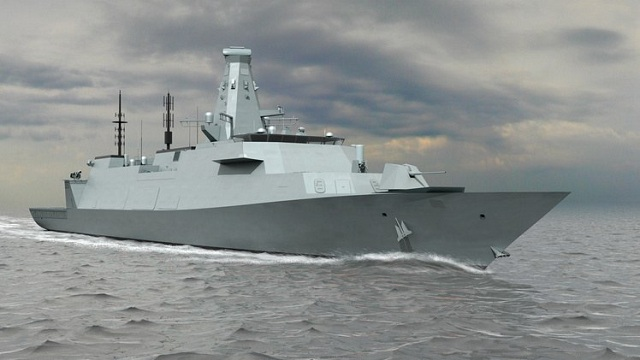 The latest design of the Royal Navy's next generation of warships has been unveiled today by the Ministry of Defence (MoD). Images show the basic specification of the Type 26 Global Combat Ship, a significant milestone in the development of this programme.
