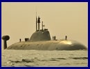 The Indian Navy officially commissionned Russia's K-152 Nerpa nuclear-powered attack submarine on Wednesday. The Project 971 Shchuka-B (NATO: Akula II) class sub has been leased to India's Navy for ten years in a contract worth over $900 million. It was handed over to India in January and has been renamed the INS Chakra.