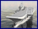 Indian Navy Chief Admiral Nirmal Verma announced the nation's first indigenous aircraft carrier (IAC) INS Vikrant will not be ready until 2017, three years later than the planned schedule. However The New Indian Express daily reports that design work on the much larger aircraft carrier INS Vishal has already started.