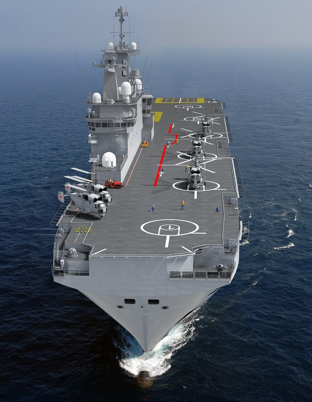 Russia's United Shipbuilding Corporation said on Friday the contract to build two Mistral class amphibious assault ships remains 'in force,' dismissing media reports that the country's Defense Ministry has dropped the construction plans.