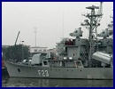 The Myanmar Navy recently received two Jianghu II-class (Type 053H1) frigates declared surplus to requirement by China's naval command. Pictures from the chinese internet taken in early March 2012 in Shanghai show the two frigates already flying the Myanmar flag with new hull numbers from the Myanmar Navy.