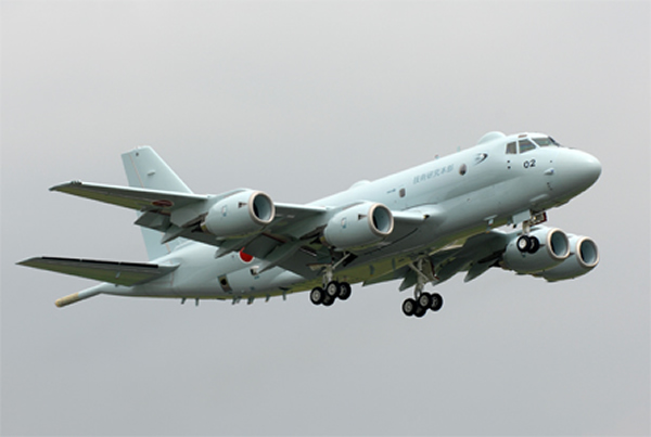 The Japanese government, lead by Prime Minister Abe, have been pushing for increased export of made in Japan defense systems for the past year. Reuters is reporting that United Kingdom is being offered the Japan's Maritime Self-Defense Force (JMSDF) Kawasaki P-1 Maritime Patrol Aircraft (MPA).
