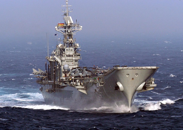 Several countries interested in buying ex-Spanish Navy ...Spanish Aircraft Carrier