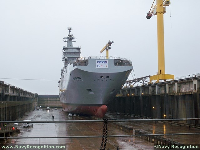 "According to an official statement made by the French presidency on November 25th, the delivery of the first Mistral-class LHD, built for Russia is now on hold ""until further notice"". Russia and France signed a contract for two Mistral-class LHDs for $1.6 billion in June 2011. Under the contract, the first French Mistral-class amphibious assault ship, the Vladivostok, was to be delivered to Russia by the end of the year, while the second ship, the Sevastopol, is due to arrive next year."