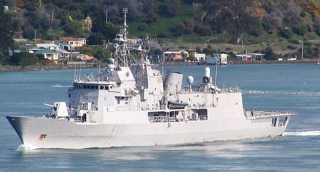 The New Zealand Ministry of Defence signed a contract on 21st May with MBDA for the provision of Sea Ceptor for the Local Area Air Defence element of the Royal New Zealand Navy's ANZAC Frigate Systems Upgrade (FSU) project. This contract confirms the selection of the system by the RNZN for its ANZAC frigates that was announced in October 2013.