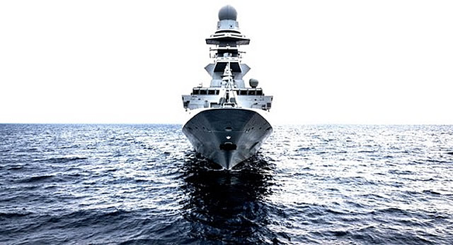 "On 25 June 2014, the Italian FREMM frigate ""Carabiniere"" had her first sea going, successfully reaching this important milestone three months earlier than her predecessor the ""Carlo Margottini"". Carabiniere will be specialize for anti-submarine warfare, like FREMM Virginio Fasan and Carlo Margottini. The first ship of the class Carlo Bergamini is in ""general purpose"" configuration."