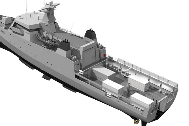 Damen Introduces The New Quot 2nd Generation Opv Quot To Meet