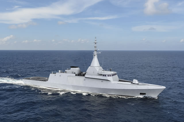 According to well connected French financial newspaper La Tribune, France is proposing four more vessels to the Egyptian Navy: Two Gowind class corvettes, one OPV and another patrol vessel.