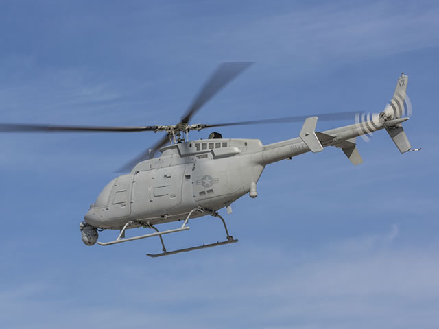 Northrop Grumman & U S  Navy Demonstrates Endurance on the