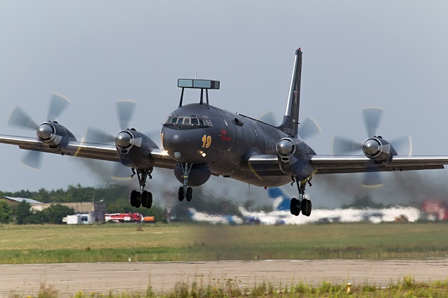 Russian Ministry of Defence Wants Entire Fleet of Il-38 MPA Upgraded
