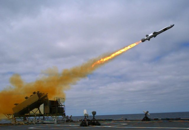 U.S. Navy Issues Request for information (RFI) for New Frigate Anti-Surface Missile