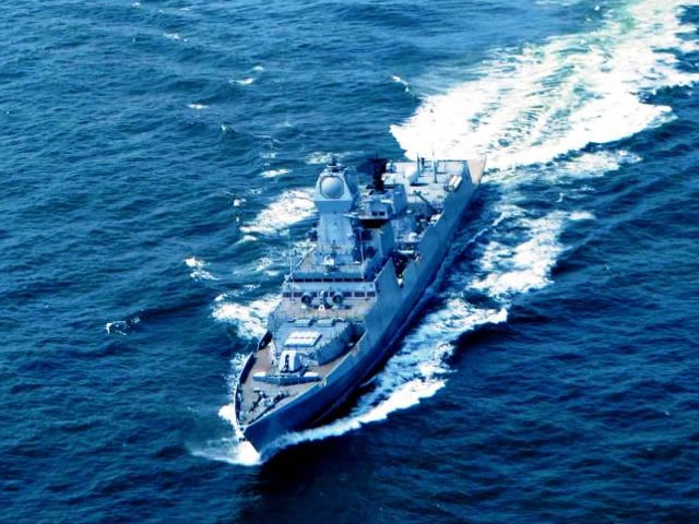 India will equip the newest Project-15A (Kolkata)/Project-15B (Visakhapatnam) destroyers and Project-28 (Kamorta) frigates with Russian 30mm AK-630 close-in weapon systems (CIWS), according to the Stockholm International Peace Research Institute`s (SIPRI) arms transfer database.
